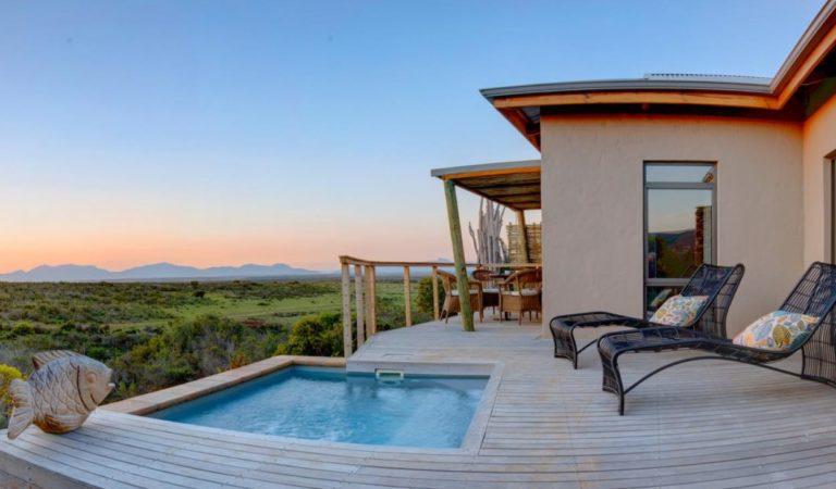Garden Route Game Lodge, paraíso en la ruta jardín sudafricana