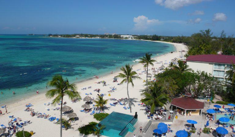 Las Bahamas celebra que en 2019 tuvo el mayor incremento de visitantes en su historia