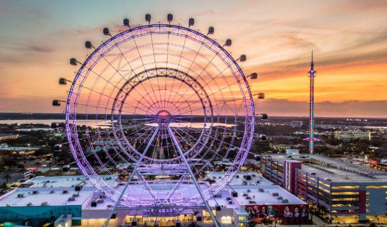 La atracción In The Game llega a ICON Park en Orlando